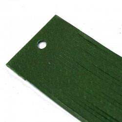 Kůže plochá 95-100cm zelená tmavá