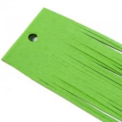 Kůže plochá 95-100cm zelená světlá