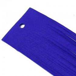 Kůže plochá 95-100cm modrá námořnická