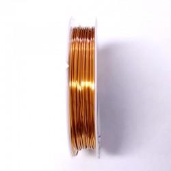 Měděný drátek 0,8mm 4m měděná