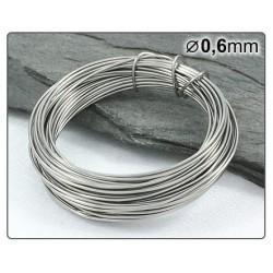 Nerezový drátek 0,6mm 5m