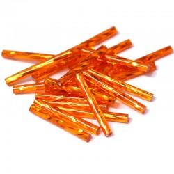 Sekaný rokajl 20mm 50ks oranžová