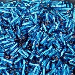 Sekaný rokajl cca 2x7mm 50g č.0098