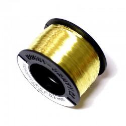 Mosazný drátek 0,2mm 50g (200m)