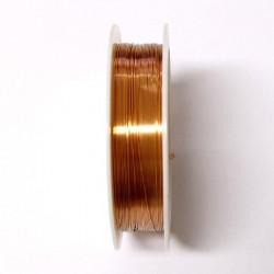 Měděný drátek 0,3mm 20m měděná