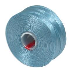 S-lon nit vel.D 0,11mm 71m modrá světlá