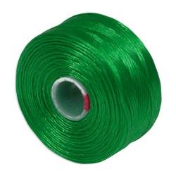 S-lon nit vel.D 0,11mm 71m zelená