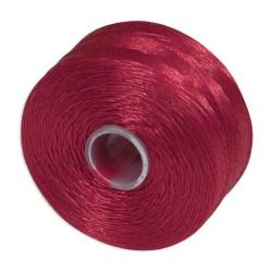 S-lon nit vel.D 0,11mm 71m červená