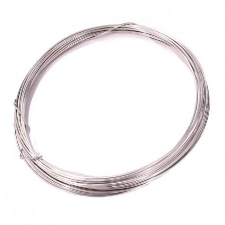 Nerezový drátek 1mm 5m