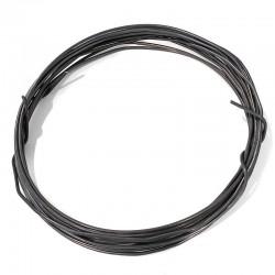 Vázací drátek černý 1,8mm 100g (cca 4,7m)