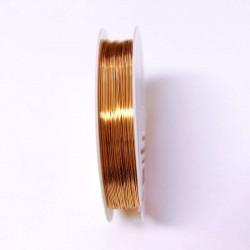 Měděný drátek 0,4mm 15m měděná