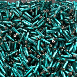Sekaný rokajl 2x7mm 50g č.0015
