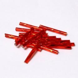 Sekaný rokajl 20mm 50ks červená