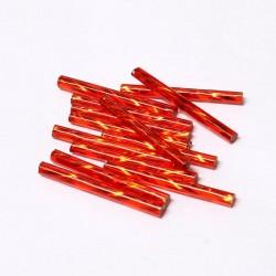 Sekaný rokajl 25mm 50ks červená
